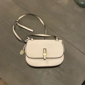 London Fog Everton Faux Leather Crossbody